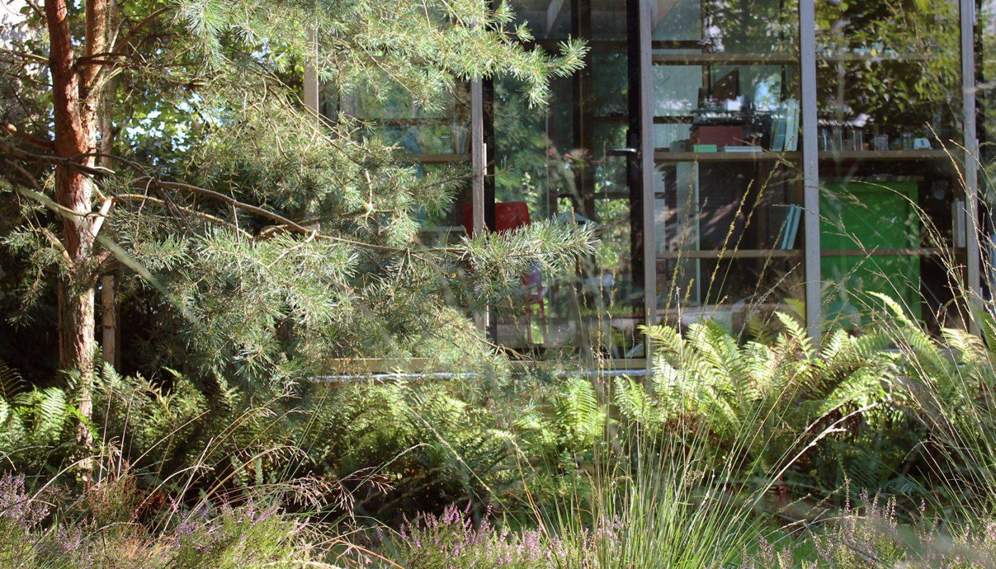 Drielandschappentuin